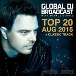 Global DJ Broadcast (Top 20 August 2015)