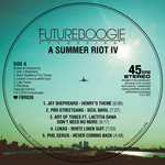 SHEPHEARD, Jay/PBR STREETGANG/ART OF TONES/LUKAS/PHIL GERUS - Summer Riot IV (Front Cover)