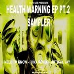 Health Warning  Part 2 - Sampler