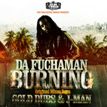 DA FUCHAMAN - Burning (Front Cover)