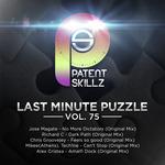 Last Minute Puzzle Vol 75