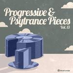Progressive & Psytrance Pieces Vol 13