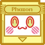 BLOOD CODE feat KIYOMI - Phazon (Front Cover)