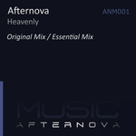 AFTERNOVA - Heavenly (Front Cover)