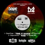 DOPETINGZ/DOPE AMMO/RUN TINGZ - Time Fi Dance (Front Cover)