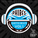 PHIBES - Ghetto Beats Vol 1 (Front Cover)