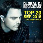 Global DJ Broadcast: Top 20 September 2015