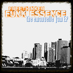FREETHINKER FUNK ESSENCE - The Emanuelle Jam EP (Front Cover)