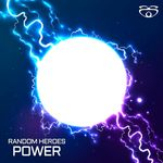 RANDOM HEROES - Power (Front Cover)