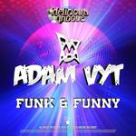 VYT, Adam - Funk & Funny (Front Cover)