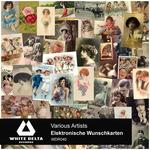 VARIOUS - Elektronische Wunschkarten (Front Cover)