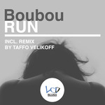 BOUBOU feat ANGI - Run (Front Cover)