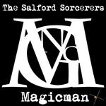 SALFORD SORCERERS - Magicman (Front Cover)