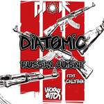 DIATOMIC - Russian Cuisine EP (Front Cover)