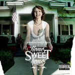 RAPPER BIG POOH - Home Sweet Home (Front Cover)
