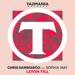 CHRIS SAMMARCO feat SOPHIA MAY - Lovin Till (Front Cover)