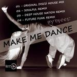 DJ EEF - Make Me Dance (Front Cover)