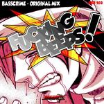 BASSCRIME - Fucking Beeps (Front Cover)