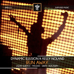 DYNAMIC ILLUSION - Run Away (Front Cover)