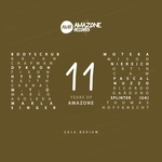 VARIOUS - 11 Years Of Amazone (2015 Review) (Front Cover)