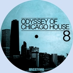VARIOUS - Odyssey Of Chicago House Vol 8 (Front Cover)