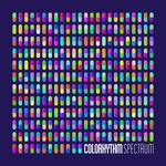 COLORHYTHM - Spectrum (Front Cover)
