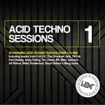 Acid Techno Sessions Vol 1 (unmixed tracks)