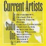 Current Artist At Studio One Vol 2