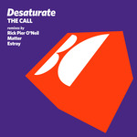 DESATURATE - The Call (Front Cover)