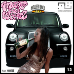 MADE BY WORMZ - Holler Back Taxi (Front Cover)