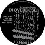 DJ OVERDOSE - Housejam Freaker (Front Cover)