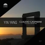 CLAUDIO GASPARINI - Yin Yang (Front Cover)
