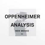 OPPENHEIMER ANALYSIS - New Mexico (Front Cover)