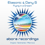ETASONIC & DANY G - Flying In A Dream (Front Cover)