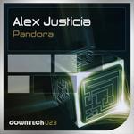 ALEX JUSTICIA - Pandora (Front Cover)