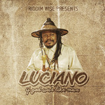 LUCIANO - If God Was Like Man (Front Cover)