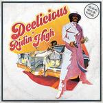 DEELICIOUS - Ridin' High (Front Cover)