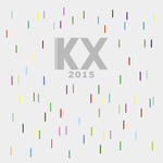 VARIOUS - KX 2015 (Front Cover)