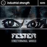 FESTER - Streetcriminal Minded (Front Cover)