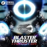 FB FORCE - Blaster Thruster (Front Cover)