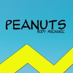 BODY MECHAN - PEANUTS (Back Cover)