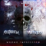REQUIEM & TITAN - Wrong Impression (Front Cover)