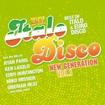 VARIOUS - ZYX Italo Disco New Generation Vol 1 (Front Cover)