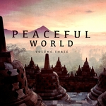 VARIOUS - Peaceful World Vol 3 (Finest In Calm Electronic Music) (Front Cover)