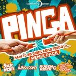SAK NOEL/LUKA CARO/RUBEN RIDER - Pinga (The Remix Pack) (Front Cover)