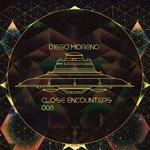 DIEGO MORENO - Close Encounters 008 (Front Cover)
