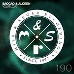 SACCAO & ALCEEN - Your Love (Front Cover)