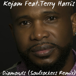 KEJAM feat TERRY HARRIS - Diamonds (Front Cover)