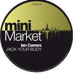 IAN CARRERA - Jack Your Body (Front Cover)