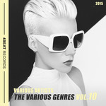 VARIOUS - The Various Genres 2015 Vol 10 (Front Cover)
